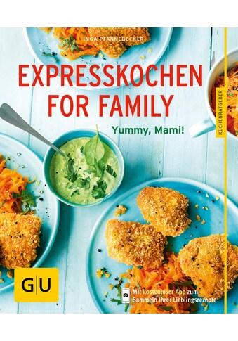 Buch »Expresskochen for Family / Inga Pfannebecker« kaufen