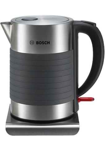 BOSCH Wasserkocher, TWK7S05, 1,7 Liter, 2200 Watt kaufen