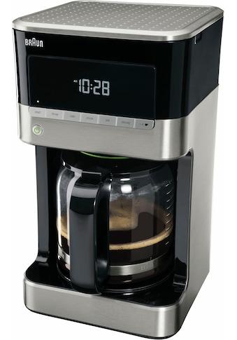 Braun Filterkaffeemaschine KF 7120, Papierfilter 1x4 kaufen