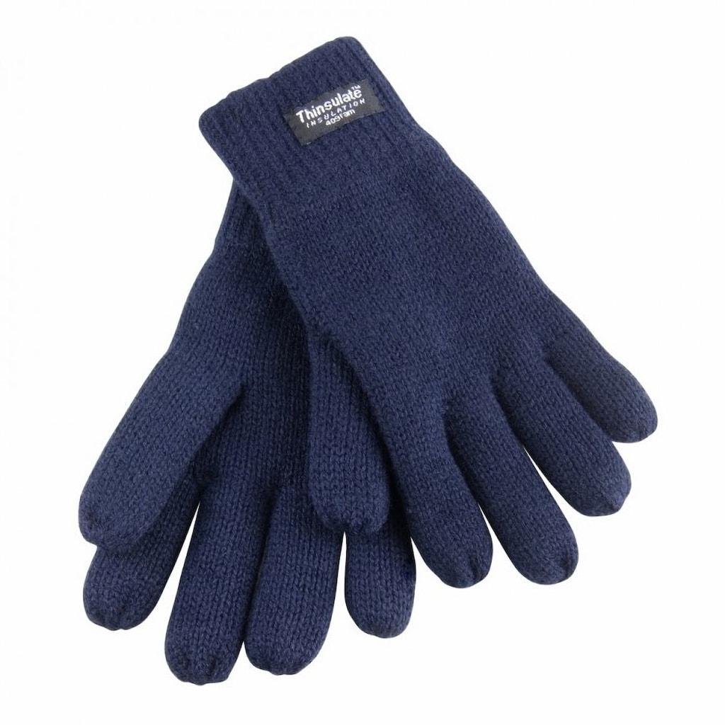 Result Strickhandschuhe »Junior Kinder Thermo Handschuhe, gefüttert (3M 40g) (2 Stück/Packung)«