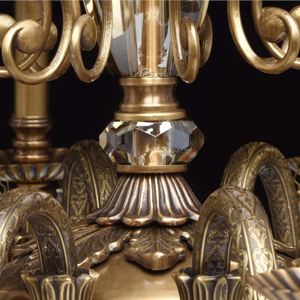CHIARO Kronleuchter »Gabriel«, E14, 1 St., Hängeleuchte, Pendellampe, Pendelleuchte