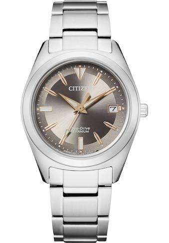 Citizen Titanuhr »Super Titanium, FE6150-85H« kaufen