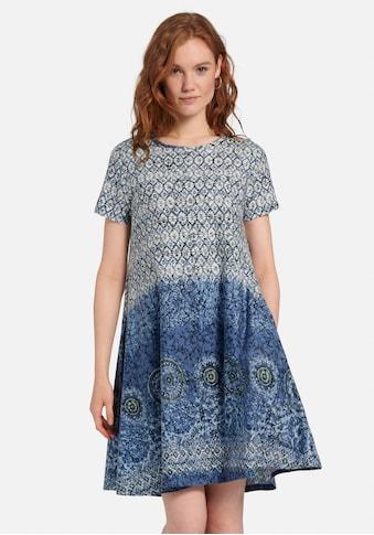 Green Cotton Jerseykleid »Jersey-Kleid« kaufen
