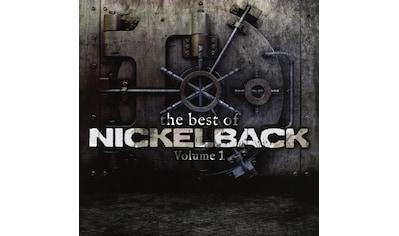 Musik-CD »Best Of Nickelback Vol.1 / Nickelback« kaufen