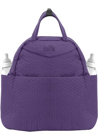 smarTrike® Wickeltasche »toTs Wickeltasche Infinity violett« kaufen