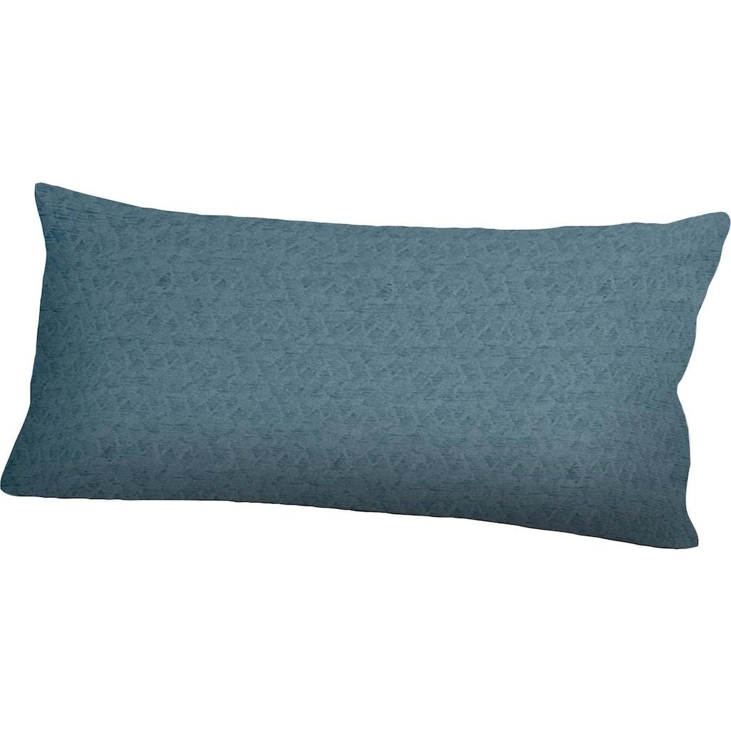 Schlafgut Kissenbezug »Donegal«, (1 St.), Mix & Match, aus zertifizierter Bio-Baumwolle