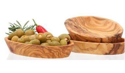 Olivenholz-erleben Dipschale, Olivenholz kaufen