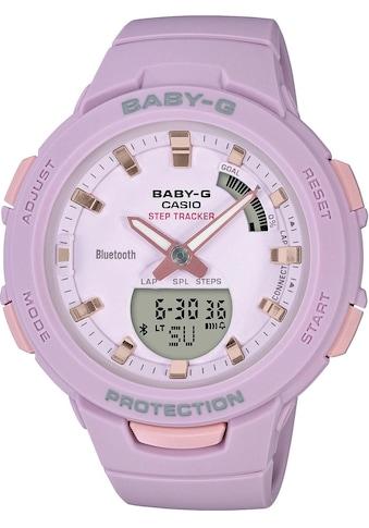 CASIO BABY - G BSA - B100 - 4A2ER Smartwatch kaufen
