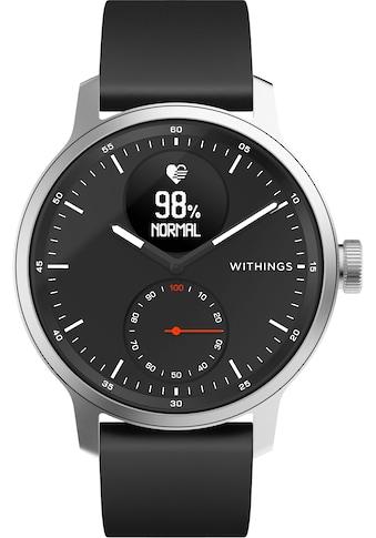 Withings Smartwatch »ScanWatch, 42mm«, (Proprietär) kaufen