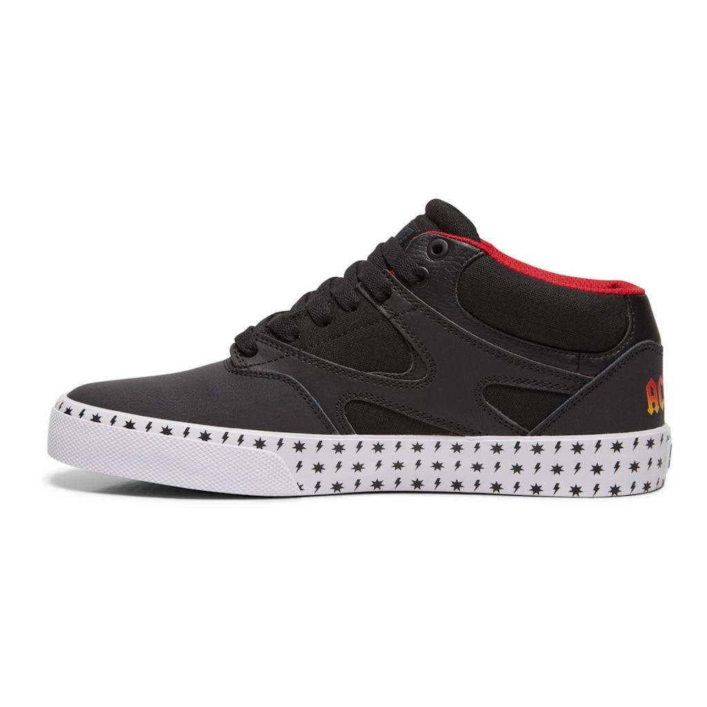 DC Shoes Sneaker »Kalis V Mid AC/DC«