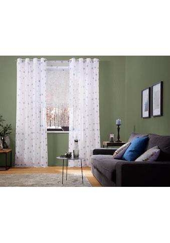 my home Gardine »Stern« kaufen