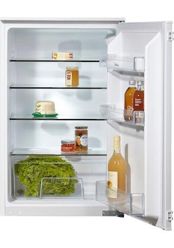 Amica Einbaukühlschrank, EVKS 16172, 87,5 cm hoch, 54,0 cm breit, 87,5 cm kaufen