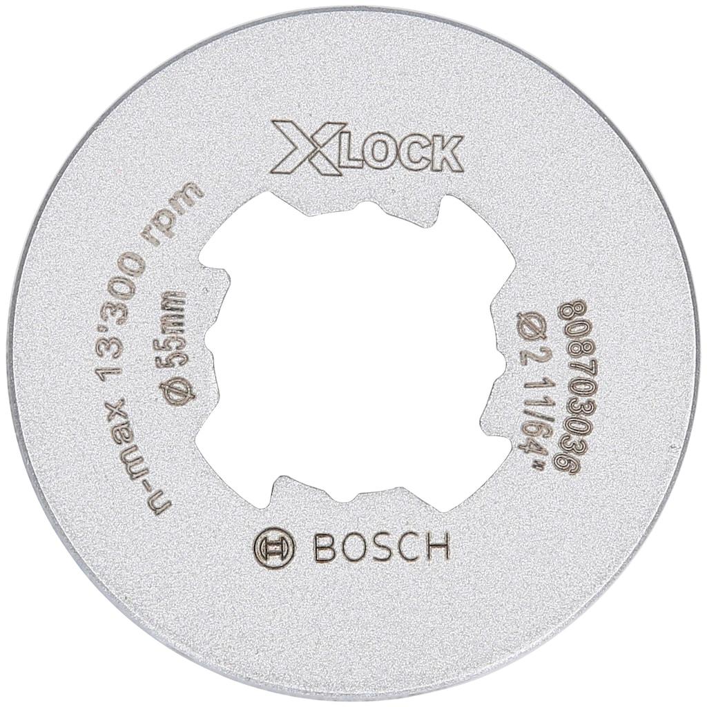 Bosch Professional Diamanttrockenbohrer »X-LOCK Best for Ceramic Dry Speed«, 55 x 35 mm