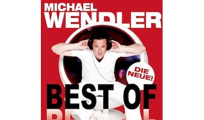 Musik-CD »Best Of / Wendler,Michael« kaufen
