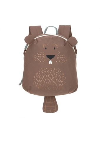 LÄSSIG Kinderrucksack »About Friends, Beaver«, PETA-approved vegan kaufen