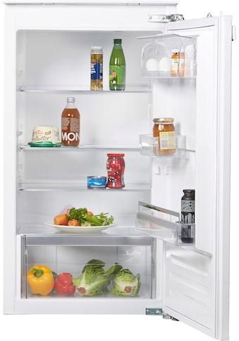 BAUKNECHT Einbaukühlschrank, 102,1 cm hoch, 55,7 cm breit kaufen