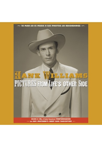 Musik-CD »Pictures From Life's Other Side:The Man and His Mu / Williams,Hank« kaufen