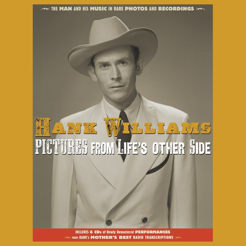 Musik-CD »Pictures From Life's Other Side:The Man and His Mu / Williams,Hank«
