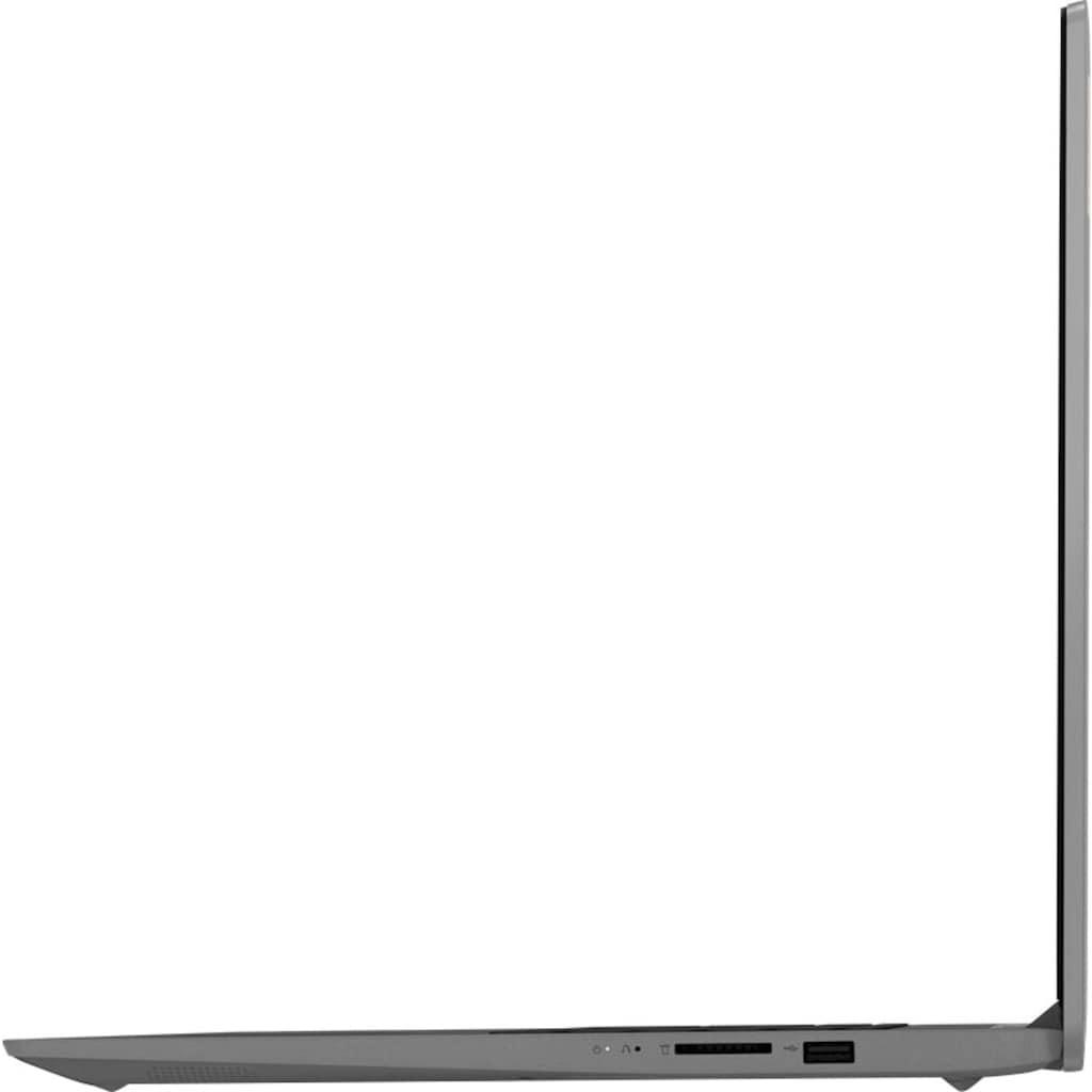 "Lenovo Notebook »IdeaPad 3 17ITL6«, (43,94 cm/17,3 "" Intel Pentium Gold UHD Graphics\r\n 512 GB SSD), Kostenloses Upgrade auf Windows 11, sobald verfügbar"