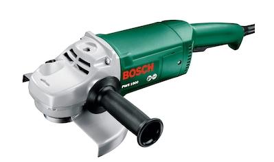 BOSCH Winkelschleifer »PWS 1900«, 1.900 W, max. 6600 U/min kaufen