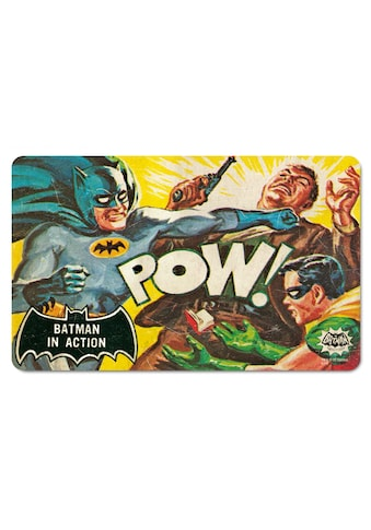 LOGOSHIRT Frühstücksbrettchen mit coolem Batman-Motiv kaufen