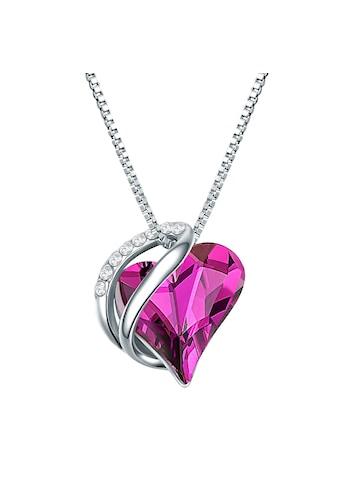 Rafaela Donata Herzkette »RD327«, (1 tlg.), aus Sterling Silber kaufen