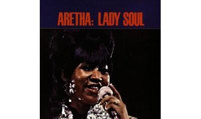 Musik-CD »Lady Soul / Franklin,Aretha« kaufen