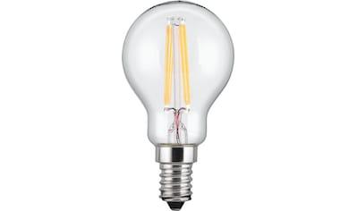 Goobay LED Lampe »Filament Mini - Globe für E14 Fassung, 4 Watt« kaufen