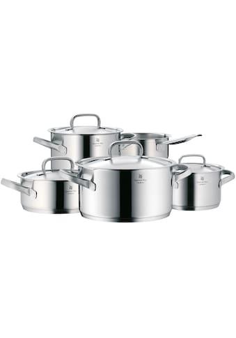 WMF Topf-Set »Gourmet Plus«, Cromargan® Edelstahl Rostfrei 18/10, (Set, 5 tlg.),... kaufen
