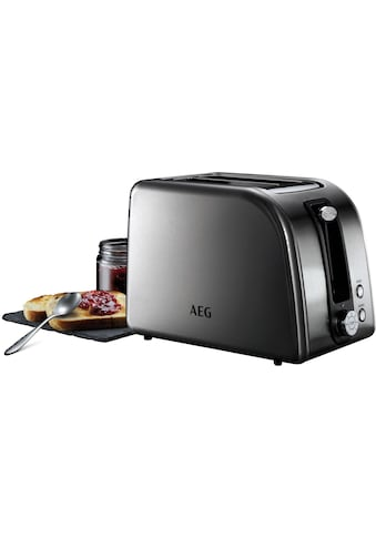 AEG Toaster »PremiumLine 7000Series AT 7750«, 850 Watt kaufen