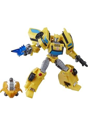 """Hasbro Actionfigur """"Transformers Cyberverse Deluxe - Klasse Bumblebee"""" kaufen"""