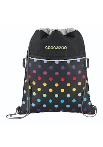 "Coocazoo Sportbeutel ""RocketPocket2"", Magic Polka Colorful kaufen"