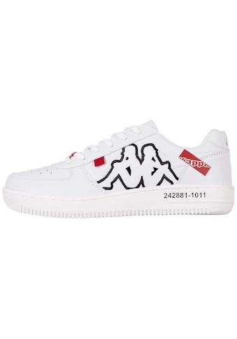 Kappa Sneaker »BASH OL«, in modischem Retro-Style kaufen