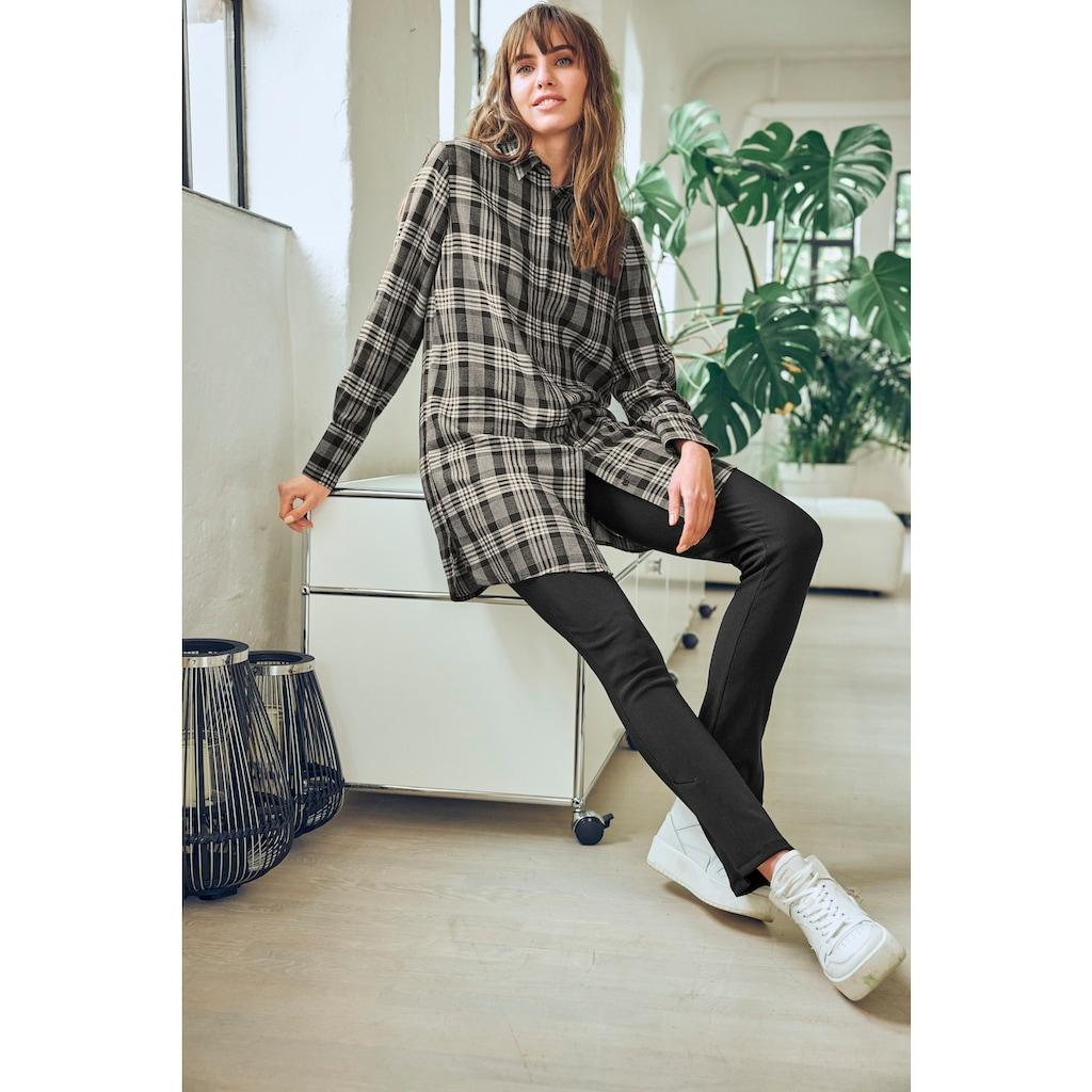 Aniston CASUAL Leggings, mit Beinschlitz - NEUE KOLLEKTION