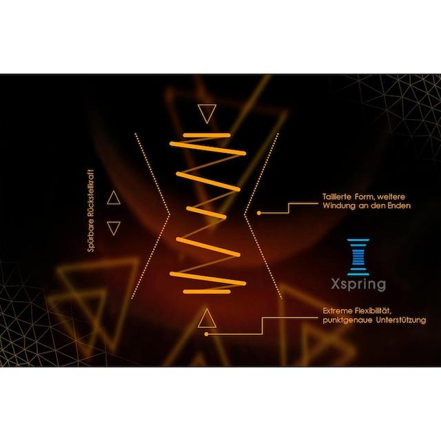 Taschenfederkernmatratze »GELTEX® Quantum Touch 220 TFK«, Schlaraffia, 22 cm hoch