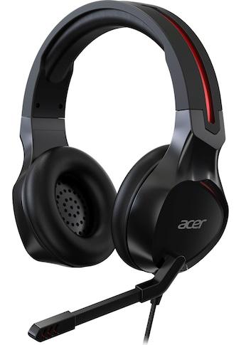 Acer Gaming-Headset »Nitro«, Freisprechfunktion-Noise-Cancelling kaufen