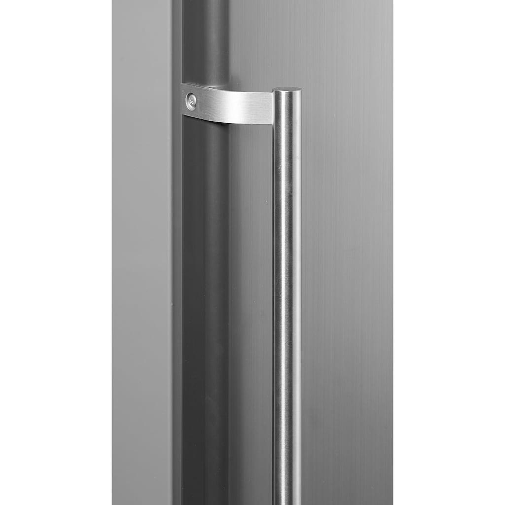 Hanseatic Kühl-/Gefrierkombination, HKGK17455EWDI, 176 cm hoch, 55 cm breit