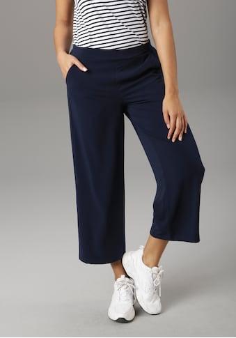 Aniston SELECTED Culotte, mit Gummizug hinten am Bund kaufen