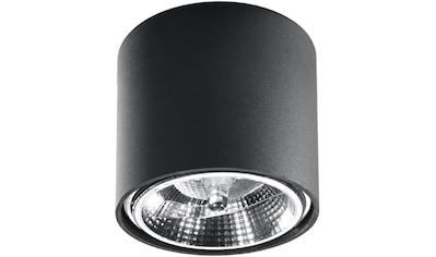 SOLLUX lighting Deckenleuchte »TUBE«, GU10, 1 St., Deckenlampe kaufen