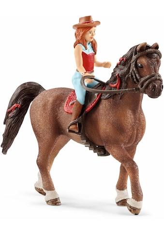 """Schleich® Spielfigur """"Horse Club, Hannah & Cayenne (42411)"""" kaufen"""