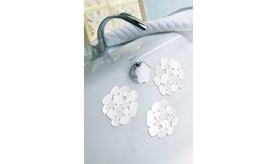 KLEINE WOLKE Duscheinlage »Sassolino Minis«, 6 - teilig, BxH: 12 x 12 cm kaufen