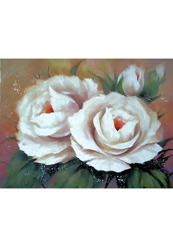 DELAVITA Kunstdruck »O.KOSCHKINA / 4 Rosen«, (1 St.) kaufen