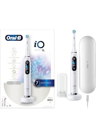 Oral B Elektrische Zahnbürste »iO Series 9N«, 1 St. Aufsteckbürsten, Magnet-Technologie kaufen