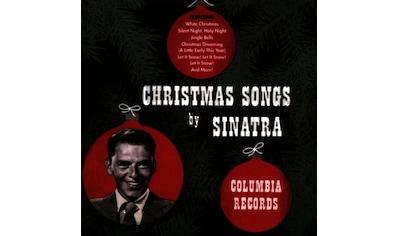 Musik-CD »CHRISTMAS SONGS BY FRANK SINAT / SINATRA, FRANK« kaufen