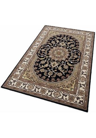 Teppich, »Nain«, Theko Exklusiv, rechteckig, Höhe 12 mm, handgewebt kaufen