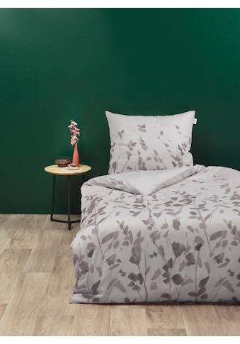 SCHÖNER WOHNEN-Kollektion Bettwäsche »AQUAFLOWER«, mit floralem Muster kaufen