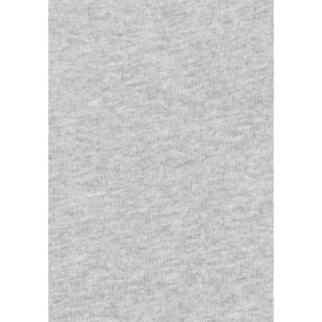 H.I.S Langarmshirt, Basic