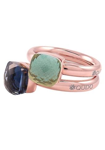 qudo Ring-Set »Firenze small, O600097, O600098, O600099, O600100, O600101«, (Set, 2... kaufen