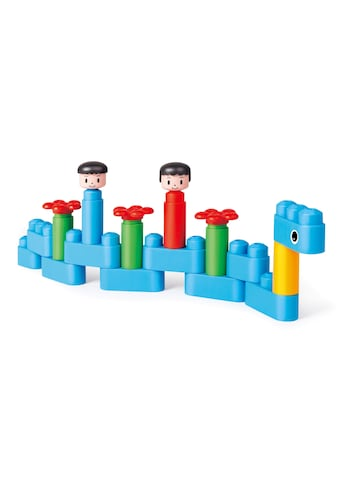 PolyM Konstruktions-Spielset »Abenteuerspielplatz«, (110 St.) kaufen