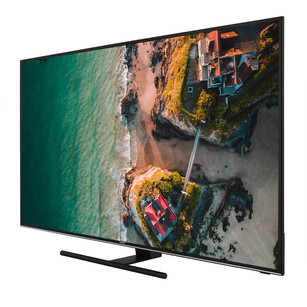 "Hitachi LED-Fernseher »U65KA6150«, 165 cm/65 "", 4K Ultra HD, Google TV-Smart-TV-Android TV"